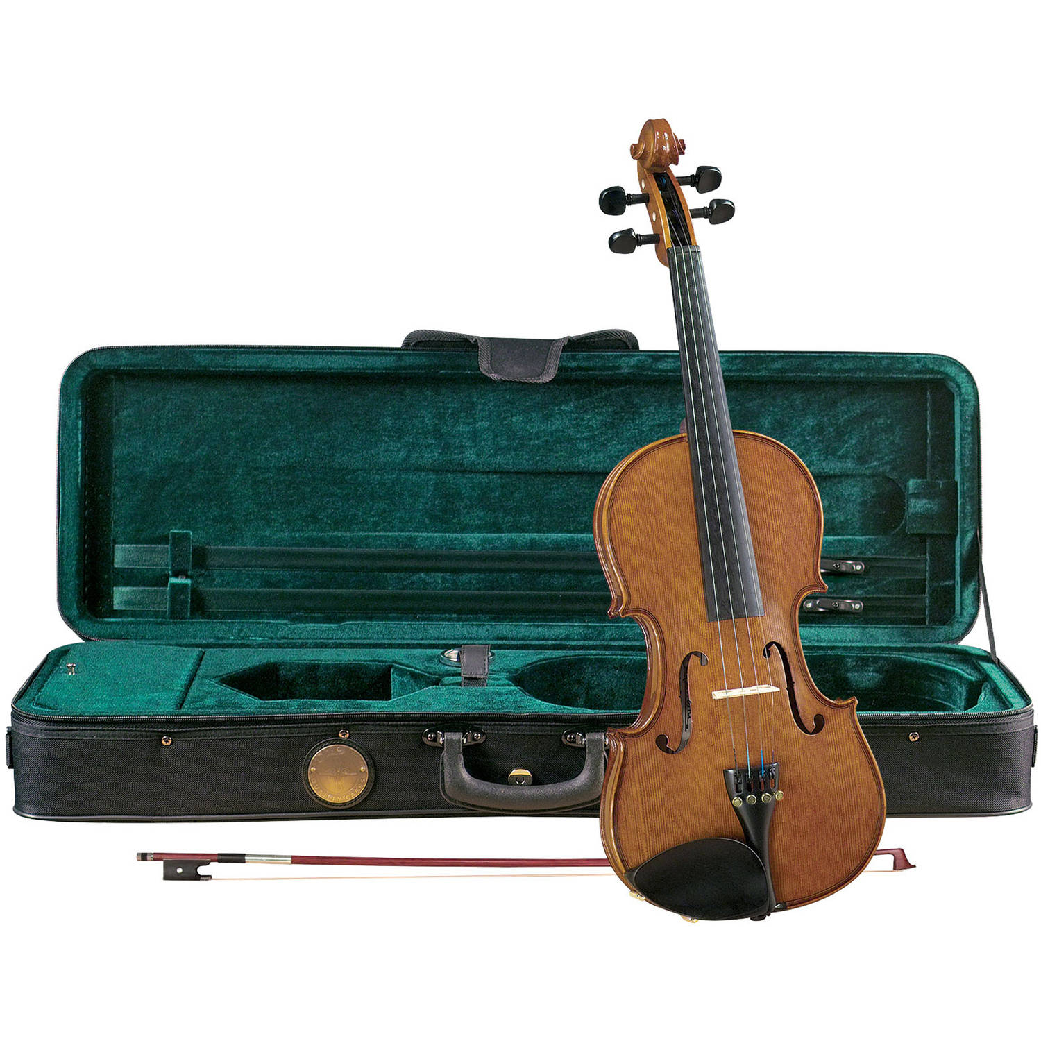 Cremona SV-175 Premier Student Violin Outfit 4 4 Size by Cremona