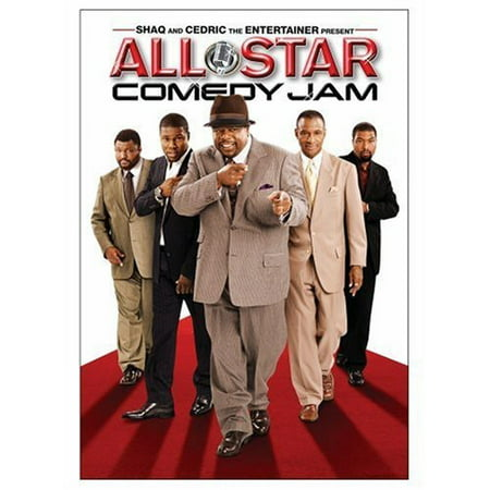 - Shaq & Cedric the Entertainer Present All-Star Comedy Jam (DVD)