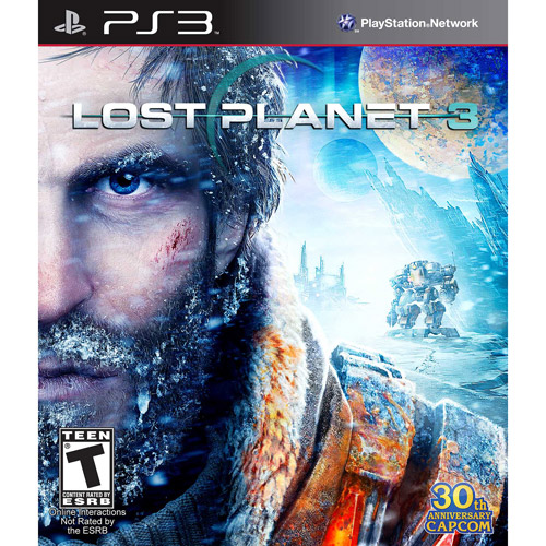 Lost Planet 3, Capcom, PlayStation 3, 013388340392