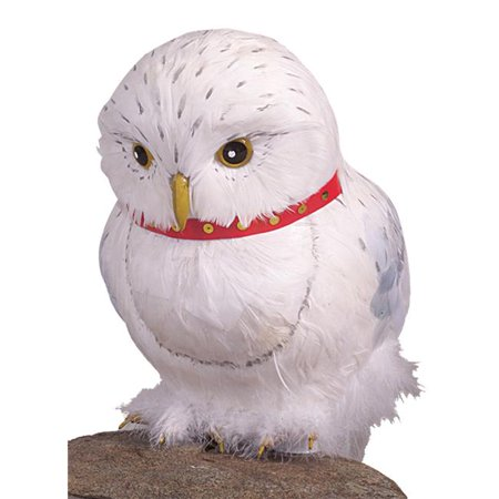 Morris Costumes RU9708 Harry Potter Owl Hedwig Wig