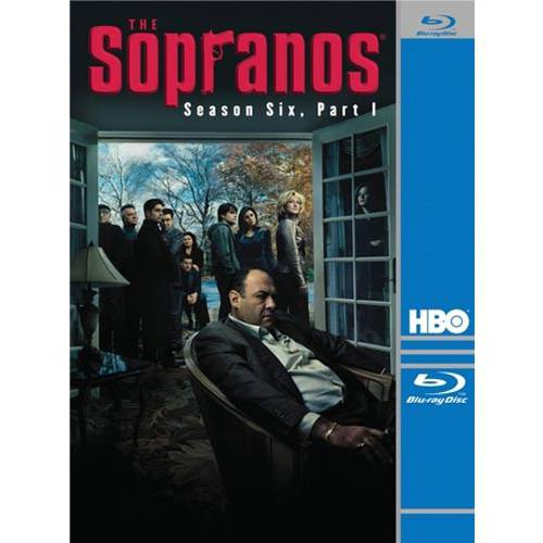 The Sopranos: Season Six, Part 1 (Blu-ray)