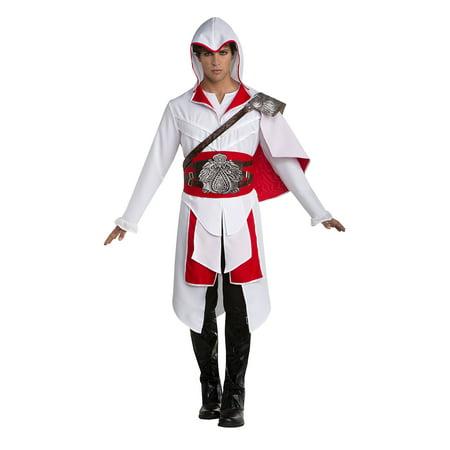 Assassin's Creed Ezio Men's Costume (White)