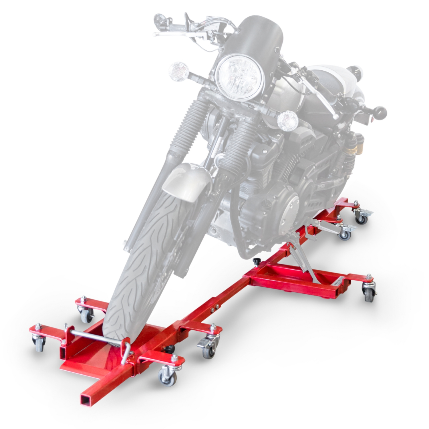 Kimpex Long Motorcycle Dolly Transportation Stand 1500 lbs   #000820