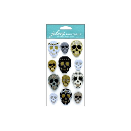 Jolees Boutique Epoxy (Jolees Boutique Dimensional Stickers-Gilded)