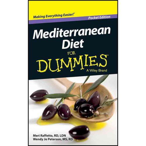 Mediterranean Diet for Dummies: Pocket Edition