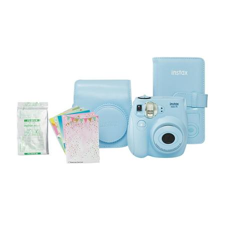 differently 6aefe f4241 Fujifilm Instax Mini 7s Bundle – Light Pink – BrickSeek