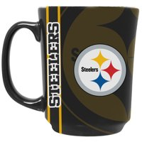 Product Image Memory Company Ceramic Mug - 11oz Reflective Cup - NFL - Pittsburgh  Steelers 2912e9e39