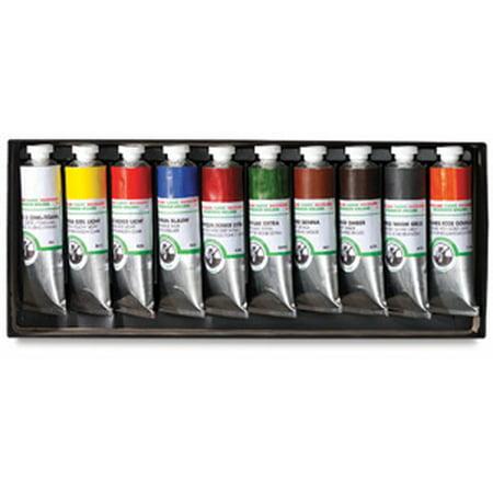Old Holland Classic Oil Colors Dutch Boy Paint Review