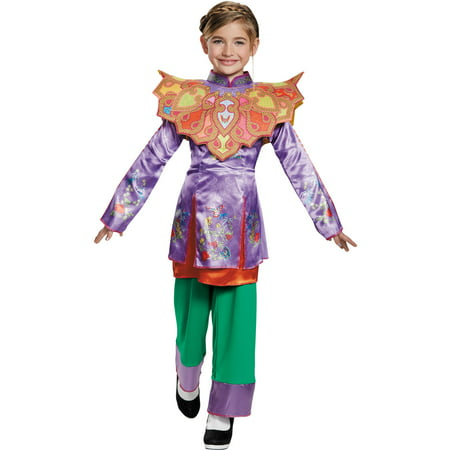 Alice Through the Looking Glass Girls Child Halloween Costume (Halloween Girls Under Glass)