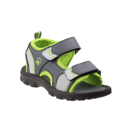 Rugged Bear Boys' Fabric Sandals (Mens Rugged Casual Sandal)