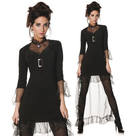 Underwraps Sexy Womens Victorian Vampire Doll Halloween Costume Large (Victorian Costumes For Women)