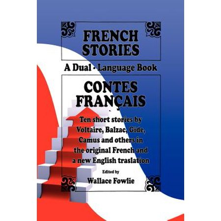 French Stories / Contes Français (A Dual-Language Book) (English and French
