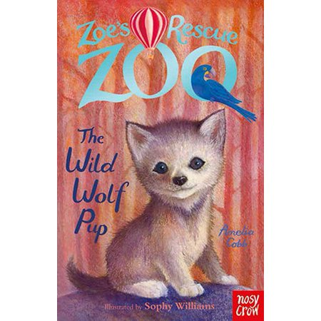 Zoe's Rescue Zoo: The Wild Wolf Cub (Paperback) - Halloween At The Zoo Book
