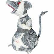 Zombie Rat Halloween Prop
