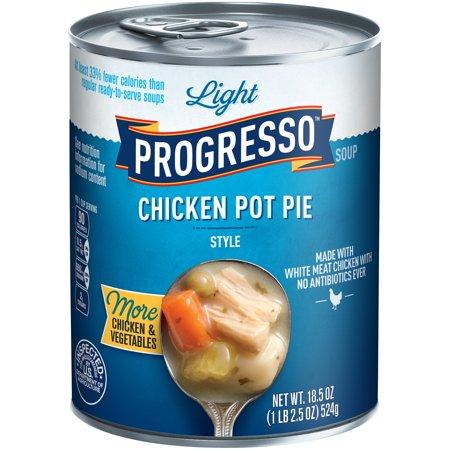 Progresso Light Chicken Pot Pie Style Soup, 18.5 OZ ...