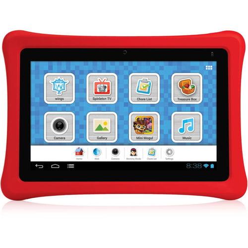 "Refurbished nabi 2S SN02-NV07A-WH 7"" 16GB Kids Learning Tablet"