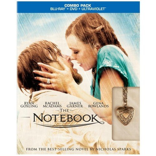 The Notebook (Ultimate Collector's Edition) (Blu-ray   DVD   UltraViolet) (With INSTAWATCH) (Widescreen)