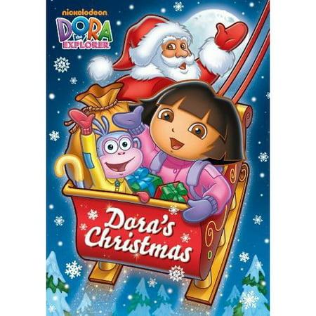 Dora The Explorer  Doras Christmas  Full Frame