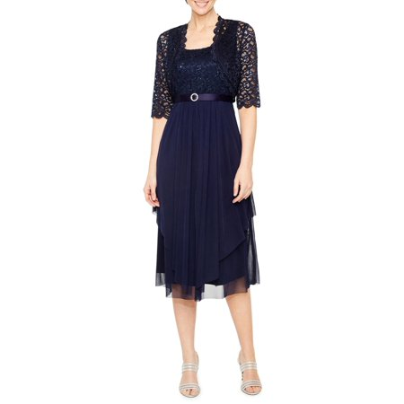 Lace Wedding Bridal Bolero (RM Richards Women Lace Bolero Jacket Dress - Mother of the Bride Wedding Dresses )