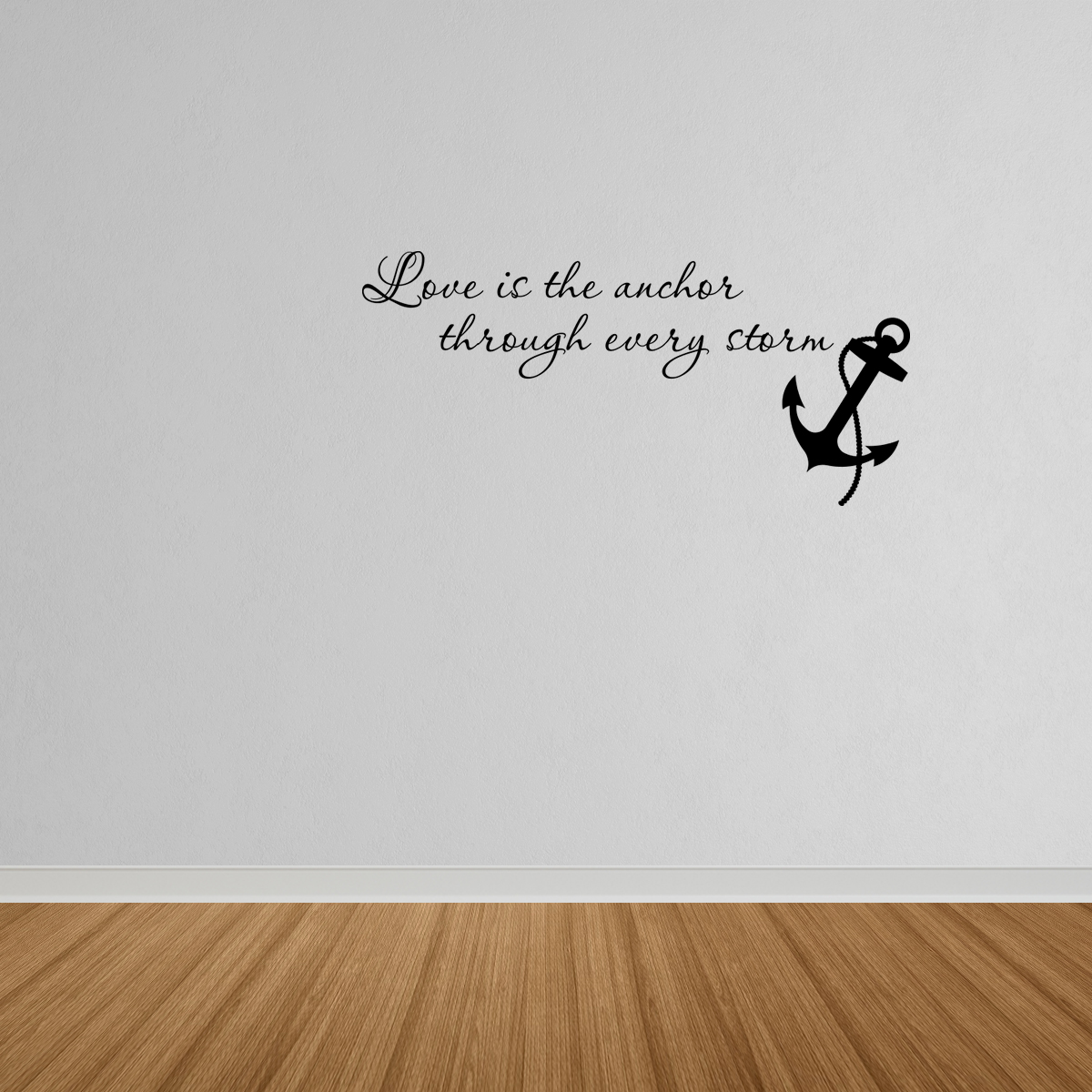 Sweet Savings On Mkhert Golden Nautical Anchor With Love Quotes You