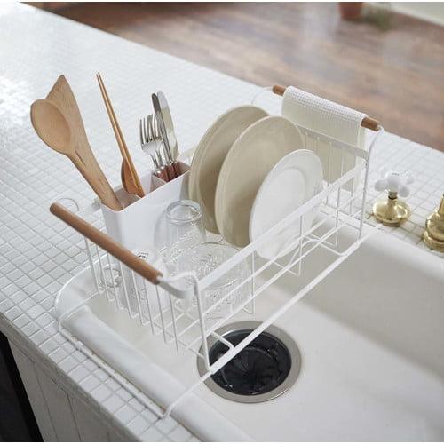 Yamazaki Home Tosca over-the-Sink Dish Drainer Rack