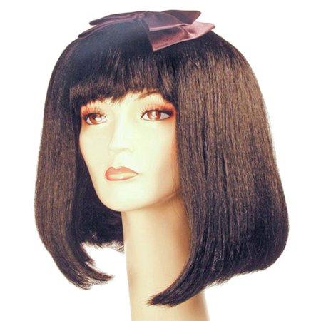 Morris Costumes LW211AU Drag Queen Bargain Auburn Wig Costume - Drag Halloween