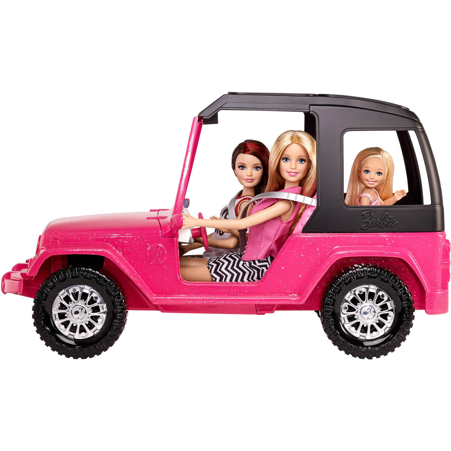 Barbie Sisters' Cruiser