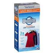 Woolite At Home Dry Cleaner, Fresh Scent, 6 Count