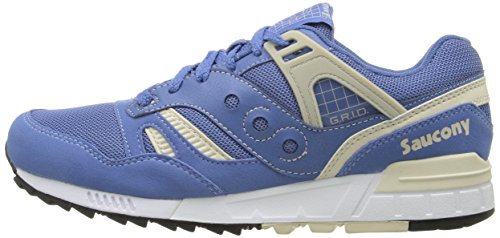 Saucony Originals Men's Grid SD Sneakers, Light Blue, 6.5 M US