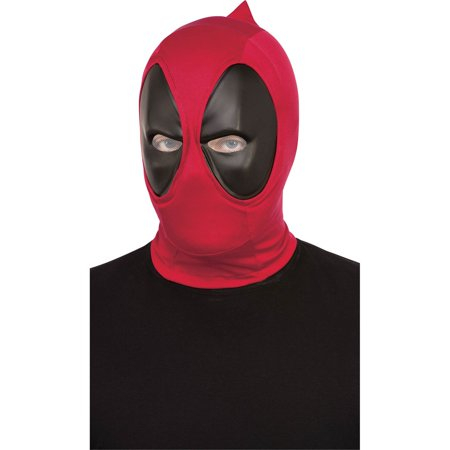 Classic Deadpool Deluxe Mask Halloween Costume Accessory