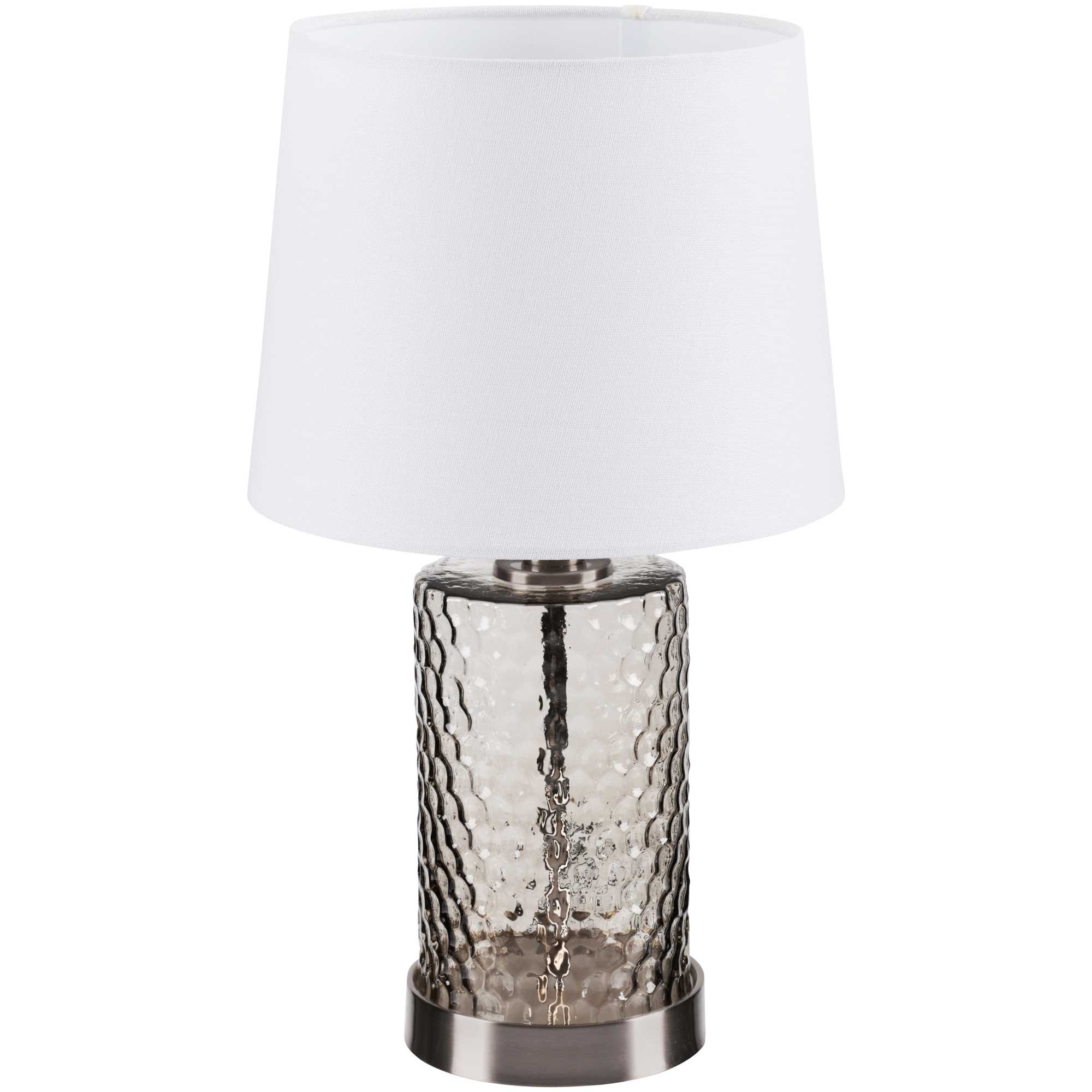 ... Better Homes And Gardens Smoke Glass Lamp