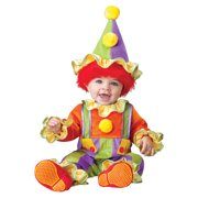 Cuddly Clown Infant/Toddler Costume