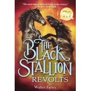 Black Stallion (Library): The Black Stallion Revolts (Hardcover)
