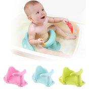 Baby Bath Tub Ring Seat Infant Child Toddler Kids Anti Slip Safety Chair