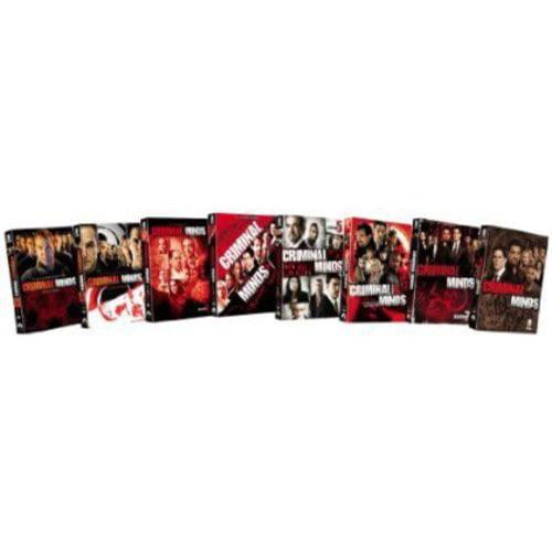 Criminal Minds: Eight Season Pack (Widescreen)