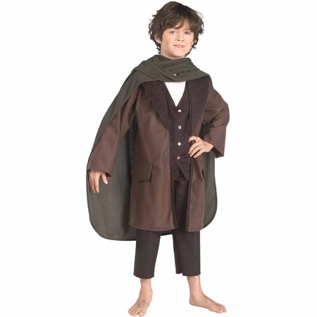 Lord of the Rings Frodo Child Halloween - Kids Frodo Costume