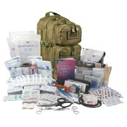 Best Trauma Kits - Luminary Tactical Trauma Kit Fully Stocked First Aid Review