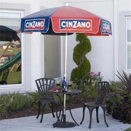 Destination Gear 6 ft. Aluminum Cinzano Patio Umbrella