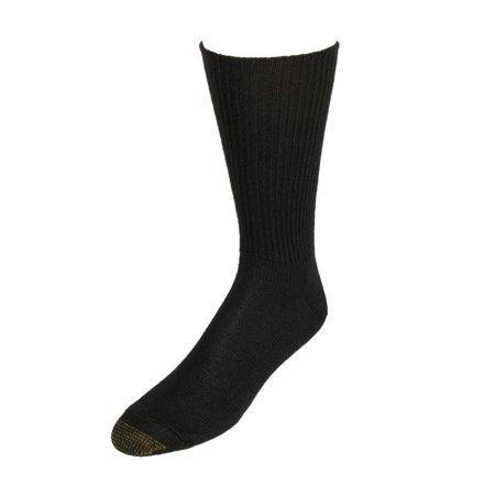 Gold Toe Shoe Size 6 - 12 1/2 Men's Fluffies Soft Casual Socks