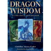Dragon Wisdom : 43-Card Oracle Deck and Book