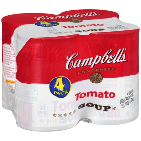 Campbells Tomato Soup 10 75Oz 4 Pack