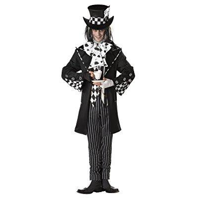 california costumes men's dark mad hatter - Dark Mad Hatter