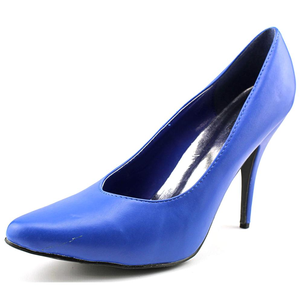Ellie 8220   Pointed Toe Synthetic  Heels