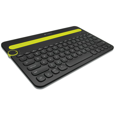 Logitech K480 Wireless Multi-Device Keyboard, Bluetooth,