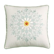 Echo Design Jaipur Decorative Pillow in White Finish EO30-053A