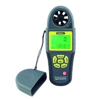 General Tools DAF3009 8-in-1 Mini HVAC/R Anemometer with CFM/CMM and Enthalpy