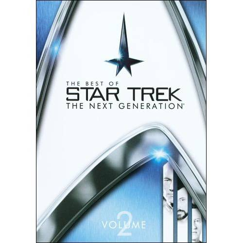 Best Of Star Trek: The Next Generation, Volume 2 (Full Frame) by PARAMOUNT HOME VIDEO
