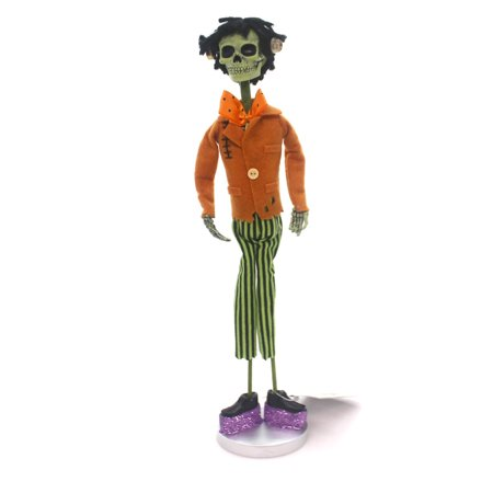 Halloween FRANKENSTEIN SKELETON Polyresin Party Monster Frankie 4052636