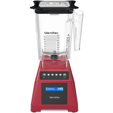 Blendtec Classic Series 560 4-Speed Blender with WildSide