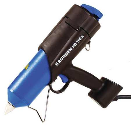 PAM-BUEHNEN HB 700KD Extrusion Glue Gun, Hot Melt, 600 Watt, 12 1 4 In. by PAM-BUEHNEN